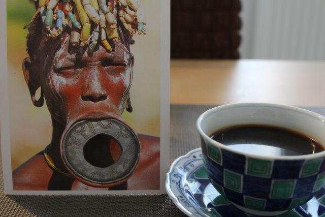 エチオピアコーヒー1